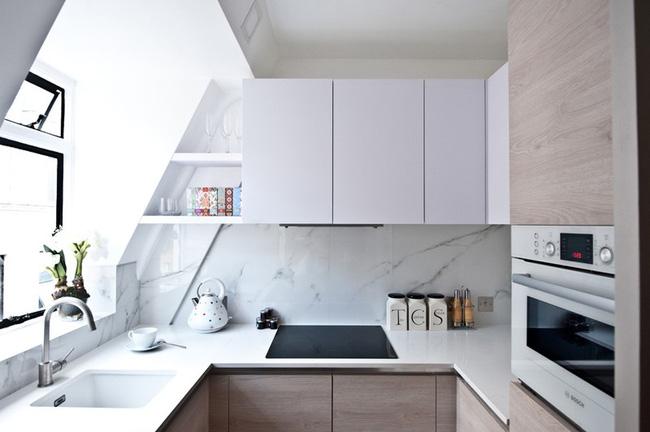 10 thiết kế bếp nhỏ đẹp xuất sắc